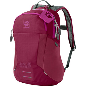 Jack Wolfskin Moab Jam Backpack Kinder dark ruby